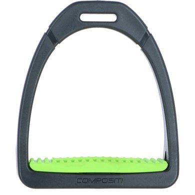 Compositi Beugels Premium Profile Bright Green Volwassenen
