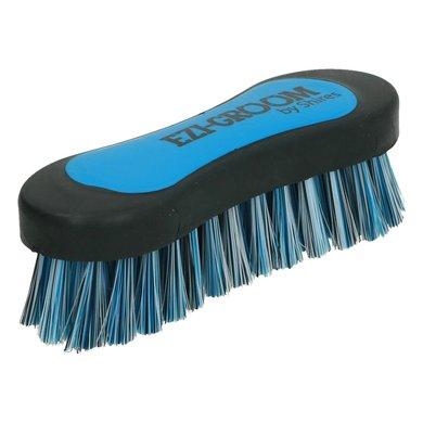 Ezi-Groom Brosse pour La Tête Bleu Brillant S