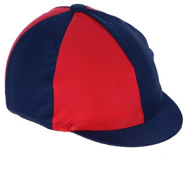 Shires Helmovertrek Navy/Red