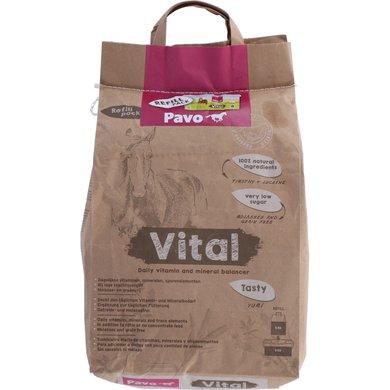 Pavo Vital Navulverpakking 8kg