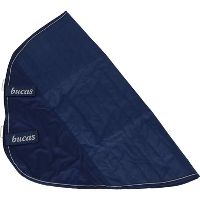 Bucas Therapy Neck Navy/Silver