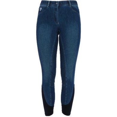Horka Reithose Roma Damen Jeans Jeans Blau