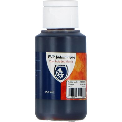 Excellent Jodium Oplossing 10% pvp 100ml