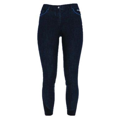 Hoefwijzer Reithose S/S '19 Jeansblau