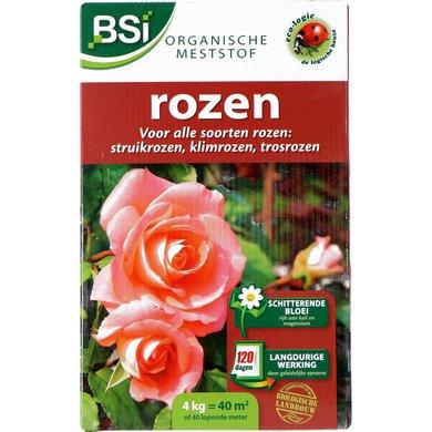 BSI Meststof Bio voor Rozen 4 kg