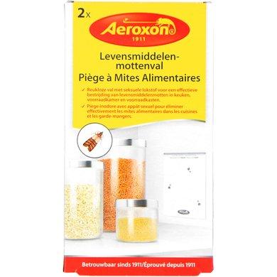 Aeroxon Voedingsmiddelen Mottenval 2 stuks
