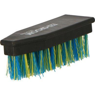 Ezi-Groom Hoefborstel Schape Up Blauw/Geel 0