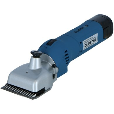 Kerbl Tondeuse FarmClipper Batterie2 31/15 Dents Bleu