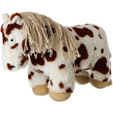 Crafty Ponies Paarden Knuffel Bruin Bont