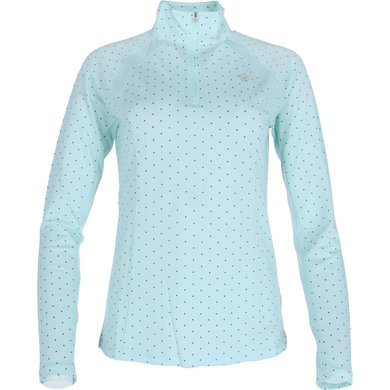 Ariat Sunstopper 2.0 1/4 Rits Baselayer Dotted