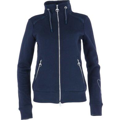 Cavallo Vest Paula Sweat Donkerblauw 40