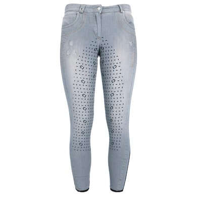 Cavallo Rijbroek Chaya Pro Grip Grey Wash