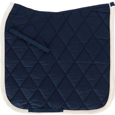 BR Tapis de Selle Event Cooldry Dressage Bleu Full