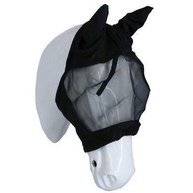 EQUITHÈME Vliegenmasker Doux Zwart Full