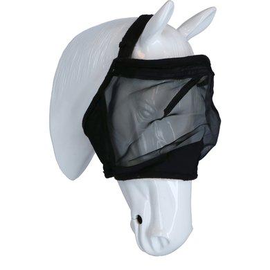 EQUITHÈME Vliegenmasker Polaire Zwart Pony