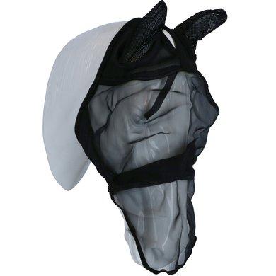 EQUITHÈME Vliegenmasker Confort Zwart Full