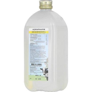 Agrapharm Calcium Magnesium Injectie 750ml