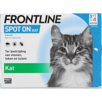 Frontline Flea Treatment Spot-On Cat