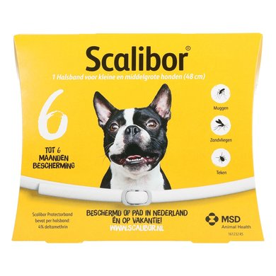 Scalibor Protector Tekenband Hond