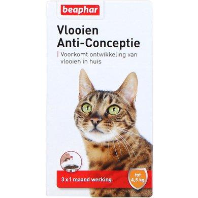 Beaphar Vlooien Anti Conceptie kat