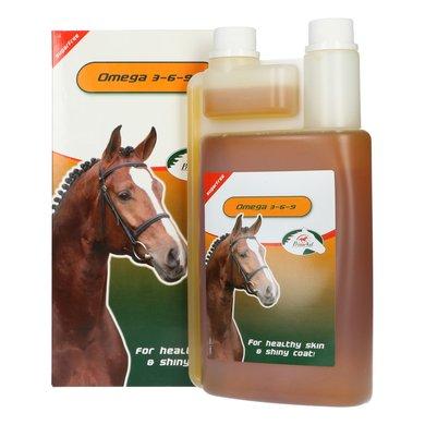 PrimeVal Omega 3-6-9 Paard 1ltr