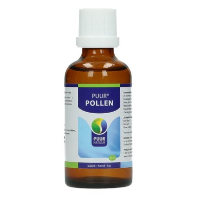 Puur Natuur Pollen Dog/Rabbit/Horse 50ml