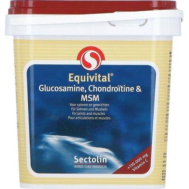 Sectolin Glucosamine, Chondroïtine en MSM 1kg