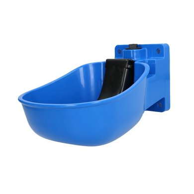 Kerbl Drinkbak Lepel Kunststof Blauw
