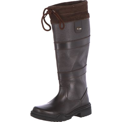 HKM Fashion Boots Belmond Darkbrown