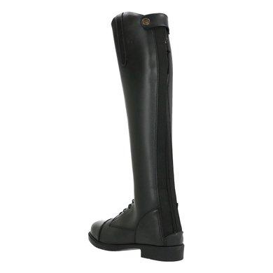 d'Équitation Femme New Noir Bottes HKM Fashion Long 4R3j5AL