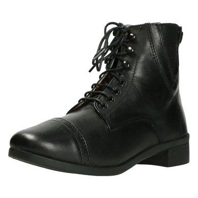 Pfiff Chaussure à Lacets avec Rv+Caoutchouc Semelles Noir
