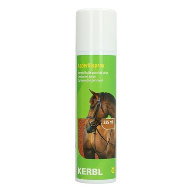 Kerbl Spray Huileux pour Cuir