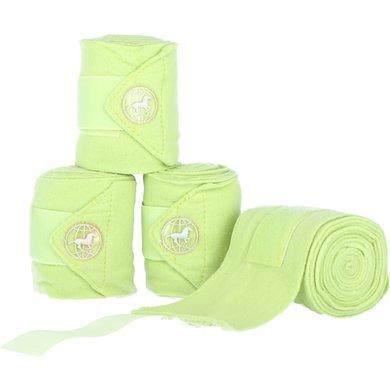 IR Bandages Fleece 4stuks Light Green 3m