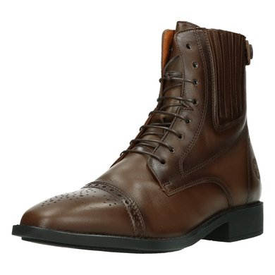 Harrys Horse Jodhpur Boots Elite Brogue Brown