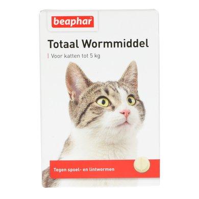 Beaphar Wormer Total Cat 10 Pcs