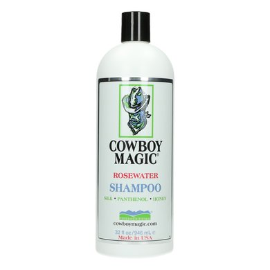 Cowboy Magic Rosewater Shampoo 946ml