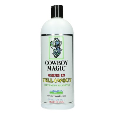 Cowboy Magic Shine In Yellow Out Shampoo 946ml