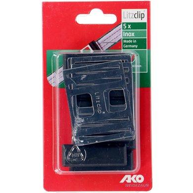 Ako Tape Connector Litzclip Tapes 5 Pcs 40mm/5Pcs