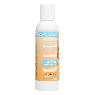 Diafarm Shampoo - Chloorhexidine - Huisdier 150 ml