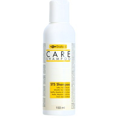 Diafarm Shampoo Schwefel, Teer & Salycilic Haustiere 150ml