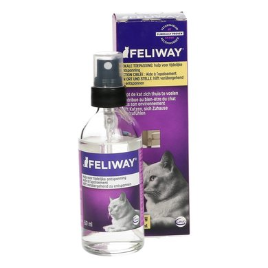 Feliway F3 Spray Kat