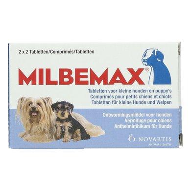 Milbemax Wormtablet Kleine Hond/Puppy 0,5-10kg 2x2tabl