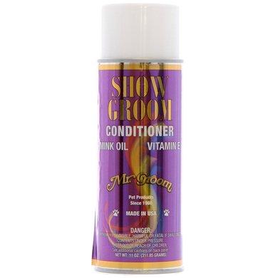 Mr Groom Spray Lustrant avec Huile de Vison