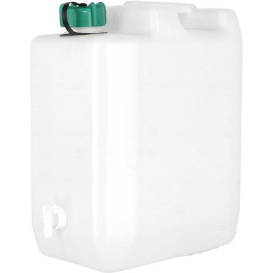 EDA Jerry Can with Tap White