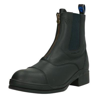 Ariat Ladies Heritage II Steel Toe Cap Zip Black