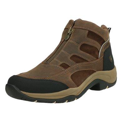Ariat Ladies Terrain Shoe H2O Zip Distressed Brown
