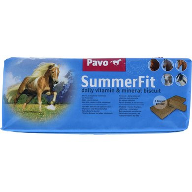 Pavo Daily Vitamin and Mineral Supplement Summerfit 5kg