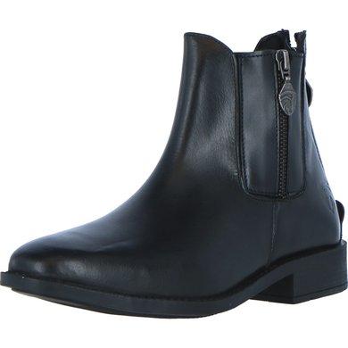 Horka Jodhpur Schoen Side Zip Zwart