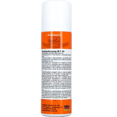 Horse Fitform Spray de Désinfection BF84 Nature 200ml