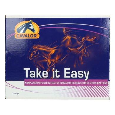Cavalor Take It Easy Tube 50gr/60ml 1st